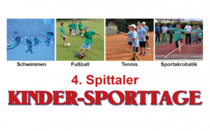 Kindersporttage Header
